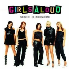 GIRLS ALOUD: SOUND OF THE UNDERGROUND  - CD (2003) UK SPECIAL EDITION [ECD]