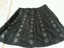 H&M Knee Length Plus Size Flippy, Full Skirts for Women