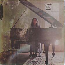 CAROLE KING MUSIC ORIGINAL 1971 VINYL LP ODE RECORDS SP 77013 GATEFOLD COVER