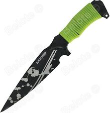 "United Cutlery Black Legion Apocalypse Green Cord Dagger 12"", With Sheath, BV184"