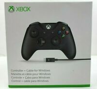 Microsoft Xbox Gaming Controller with Cable for Windows 4N6-00001 - US STOCK