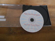 CD Pop Aretha Franklin - The Only Missing Thing (2 Song) Promo ARISTA disc only