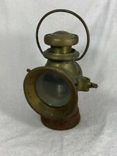 Lampe voiture anglaise WW1 Lucas King Road WD broad arrow 722 1916 Somme Flandre