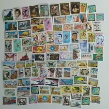 100 Different Mali Stamps Collection