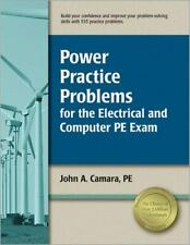 Power Practice Problems for the Electrical and Computer Pe Exam by Camara Pe,…