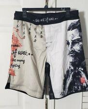 """93brand """"Art Of War"""" Grappling/Bjj Shorts 34"""