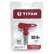 Titan Sc-6+ 662-611 Reversible Airless Paint Spray Tip 611
