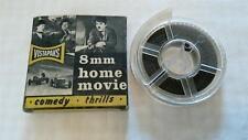 Charle Chaplin Vistapaks 8 mm Home Movie Charlie In The Ring (b64)