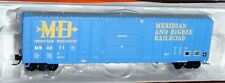 Fox Valley Models - N scale FMC 5347 Box Car Meridian & Bigbee #4011 - 8015-2