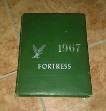 1967 FORT ASHBY HIGH SCHOOL YEARBOOK, THE FORTRESS, FORT ASHBY, WV West Virginia