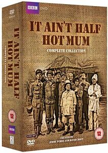 It Ain't Half Hot Mum Complete Collection Series 1-8 DVD New & Sealed