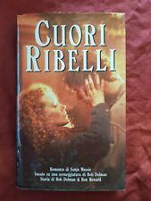 Libro Cuori Ribelli Sonja Massie #TO1