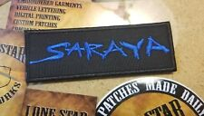 Saraya patch