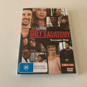 Grey's Anatomy - Season 1 (DVD 2-DISC) - Free post!