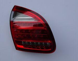 PORSCHE CAYENNE 2011 14 GTS TURBO  REAR LEFT TAIL OEM LIGHT PART NO 95863209412