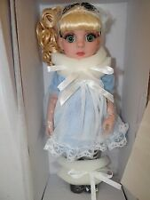 """~10"""" PATSY IN WONDERLAND ~2014 TONNER Convention EFFANBEE Alice LE 150~NRFB"""