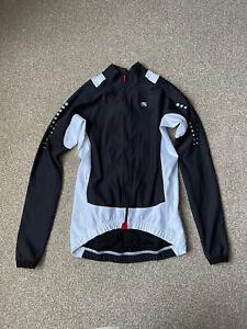 Giordana Womens Frc Jacket - Black/white - Small