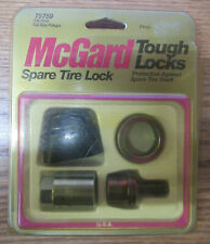 MCGARD TOUGH LOCKS 75759 SPARE TIRE LOCK FITS FORD FULL SIZE PICKUPS MADE IN USA