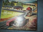 Plasticville USA HO scale Way Station 4402-298 unassembled in original box