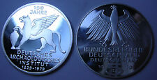 GERMANY FEDERAL REPUBLIC 5 Mark 1979 Archaelogical Institute AG PROOF