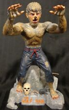 Vintage 1962 Aurora THE WOLFMAN Model Kit BUILT UP Classic clean EXTREME DETAIL