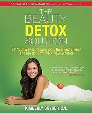 The Beauty Detox Solution by Kimberly Snyder paperback book FREE SHIPPING