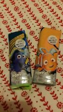 Disney Pixar Finding Dory Nemo 100 Cotton Metallica Facecloth Flannel