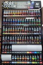 Brand New Vallejo Game Color Paints Complete Set 80 Paints