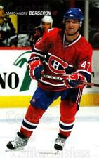 2009-10 Montreal Canadiens Postcards #1 Marc-Andre Bergeron