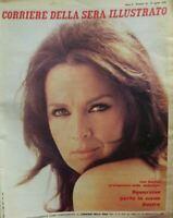 CORRIERE DELLA SERA ILLUSTRATO N.16 1979 LISA GASTONI