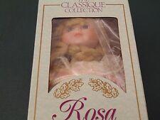 bambola di porcellana the classique collection