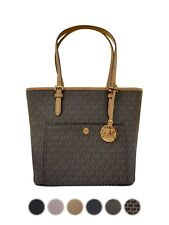 Medio Jet Set Michael Kors Snap Bolsillo Bolso