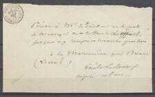 30 Mai 1871 CàD Versailles/Assemblée-Natle, député Le Roux X1390