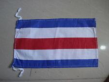 "C - Naval Signal Flag - 100% Cotton – Marine Code - 8"" X 13"" - Nautical / Boat"