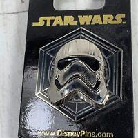 Disney  Star Wars The Last Jedi  Captain Phasma Stormtrooper Helmet Pin