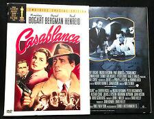 Casablanca (2-Disc Special Ed. Dvd Set, 1943) Ingrid Bergman, Humphrey Bogart