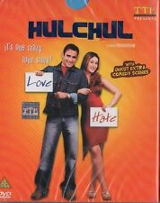 HULCHUL - BOLLYWOOD DVD - Akshay Khanna, Kareena Kapoor, Amrish Puri, Laxshmi.