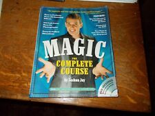 Magic~The Complete Course~2008~Huge 278 Page Oversized Pb Book~Complete With Dvd