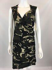 Michael Kors Women's Camouflage Dress Sz 4 $120 *i65