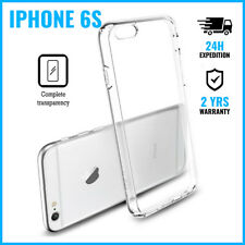 Transparent Cas Clear Hard Case Cover Etui Coque Hoesje For iPhone 6S