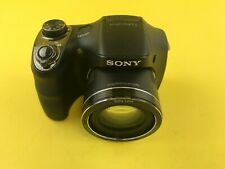 AS IS Sony Cyber-Shot DSC-H300 20.1 MP Digital Black Camera READ #w4h3