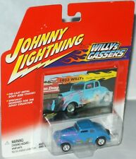 Willys Gassers 1933 WILLY`S - Terry Langdon-Davies - 1:64 Johnny Lightning