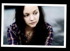 Mathilde Bundschuh Foto Original Signiert ## BC 108130