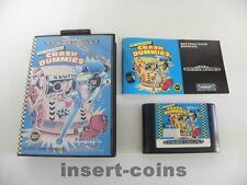 Crash Dummies   -  Sega Mega Drive / MD / Pal / 116