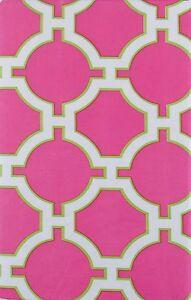 Geometric Link Lattice Vinyl Flannel Back Tablecloth Various Colors/Sizes