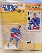 Starting Lineup 10Th Year 1997 Edition Wayne Gretzky NHLPA