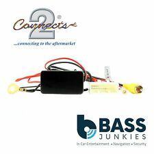 Nissan Qashqai 2010-2014 Car Stereo Camera Retention Interface Adapter Lead