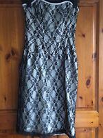 Strapless Dress Size 10
