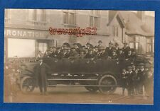 More details for triangle yeovil charabanc  coronation hotel & vaults rp walter rendell  z709