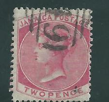 Jamaica - QV 1860 2d. Definitive - Postally Used